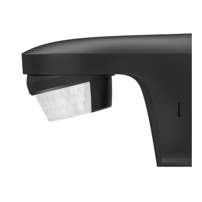Czujnik ruchu TheLuxa S180 w kolorze czarnym.