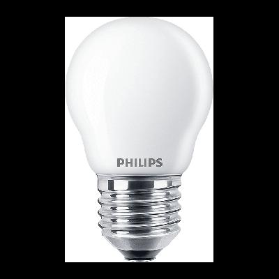PHILIPS Classic LEDLuster ND 4.3-40W E27 827 P45 FR