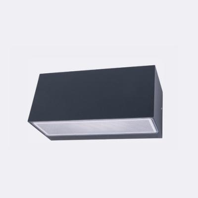 Kinkiet zewnętrzny Asker góra-dół LED
