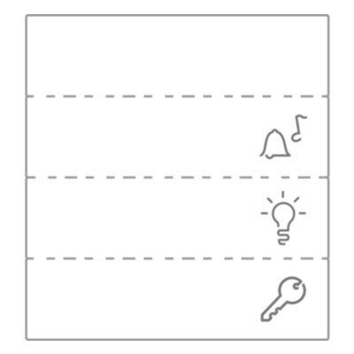 Mureva, pola opisowe zestaw 10 wzorów