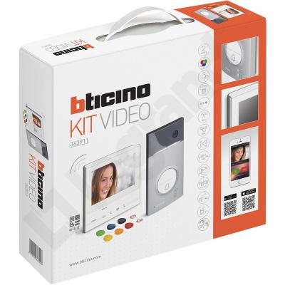 Zestaw wideodomofonowy Bticino Wi-FI Legrand 363911
