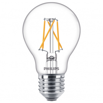 PHILIPS LED SSW CLASSIC 7,5-60W A60 E27 WW CL ND RF 1BC