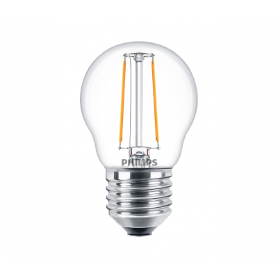 PHILIPS CLA LEDLUSTER ND 2-25W P45 E27 827 CL
