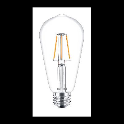 PHILIPS Classic LEDBulb ND 4-40W ST64 E27 827 CL