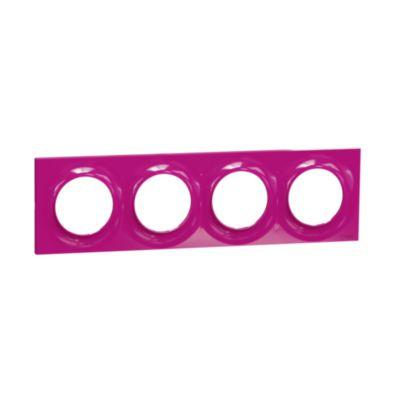 Ramka 4-krotna, Purple