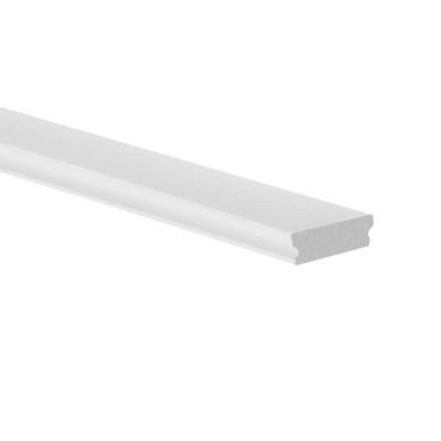 Osłona profili LED - HR-LINE mleczna