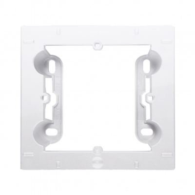 Simon 54 Premium puszka natynkowa 1-krotna biały