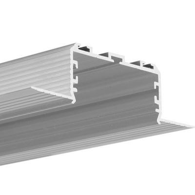 Profil LED KOZEL-50 ALU Nieanodowany