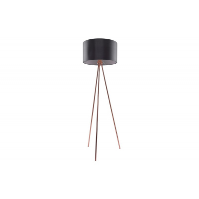 Lampa podłogowa Finn Gray Copper