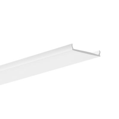 Osłona profili LED - LIGER -22 Mleczna