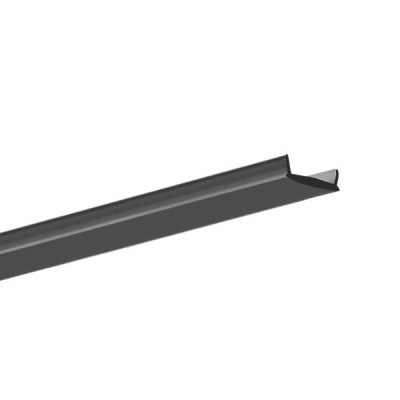 Osłona profili LED - LIGER czarna