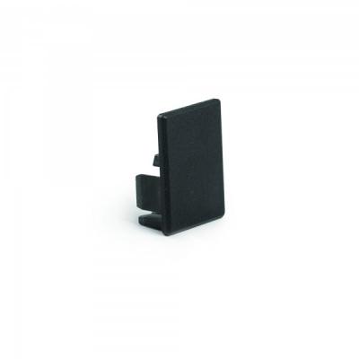 Zaślepka PDS-G czarna - do profili LED