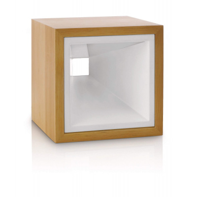 KUBIZ TABLE LAMP BEECH 2X2.5W SELV