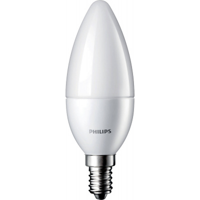 PHILIPS CorePro LED candle/luster ND 5.5W E14 827 B35 FR