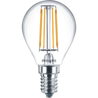 Philips Classic LEDLUSTER ND 4.3-40W E14 827 P45 CL