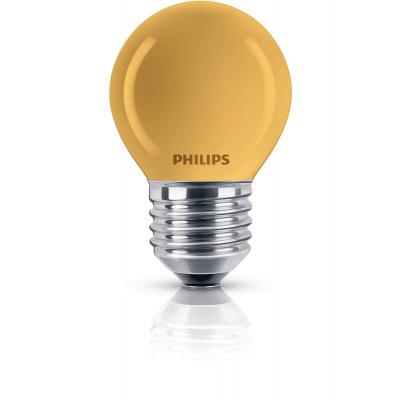 PHILIPS LAMPA ŻAROWA PARTY 15W E27 P45 OR 1CT/10X10F
