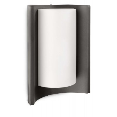 MEANDER WALL LANTERN ANTRACIT 1X20W 230V MEANDER