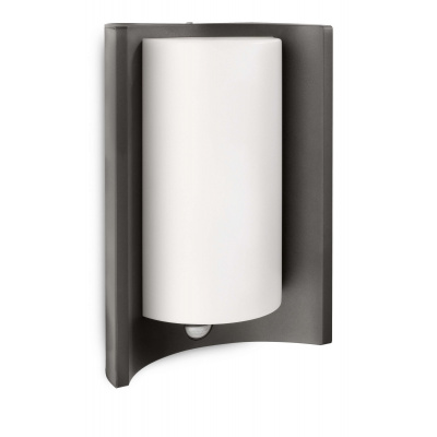 MEANDER IR WALL LANTERN ANTRACIT 1X20W 230V