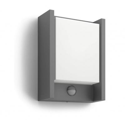 Arbour IR wall lantern anthracite 1x6W 164619316