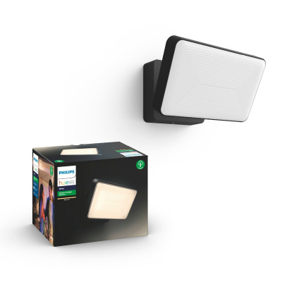 PHILIPS HUE- Zewnętrzny naświetlacz LED Welcome White 1X15w 24V