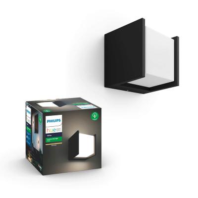 Philips Hue Oprawa zewnętrzna kwadrat Fuzo White 2700K