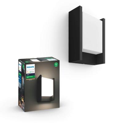 Philips Hue Oprawa zewnętrzna prostokąt Fuzo White 2700K