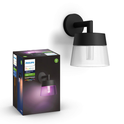 PHILIPS HUE Oprawa Attract White and color ambiance 8W