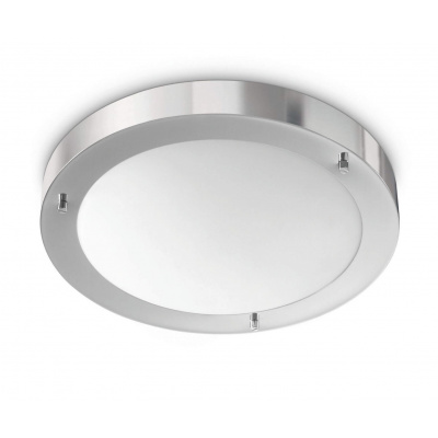 SALTS CEILING LAMP CHROME 1X20W 230V