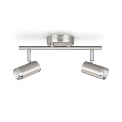 ESPIMAS bar/tube Chrome 2x4.3W 230V