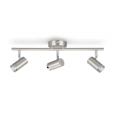 ESPIMAS bar/tube Chrome 3x4.3W 230V