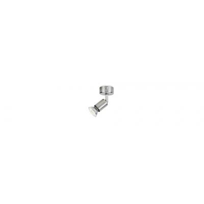 LIMBALI SINGLE SPOT NICKEL 1X50W 230V  50300/17/E7
