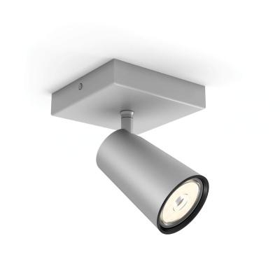 PAISLEY single spot Aluminium 1xNW 230V