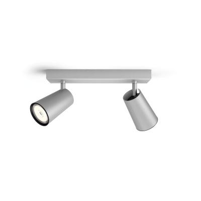 PAISLEY bar/tube Aluminium 2xNW 230V