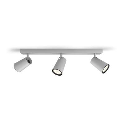 PAISLEY bar/tube Aluminium 3xNW 230V