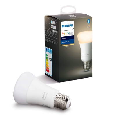 PHILIPS HUE Żarówka LED BLUETOOTH WHITE 9W E27