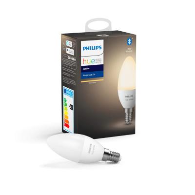 PHILIPS HUE- Żarówka świecowa LED BLUETOOTH WHITE 5.5W E14