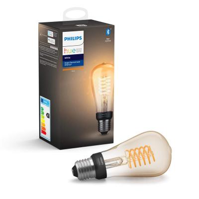 Philips HUE- Żarówka filamentowa ST64 RETRO LED BLUETHOOTH 2100K 7W E27