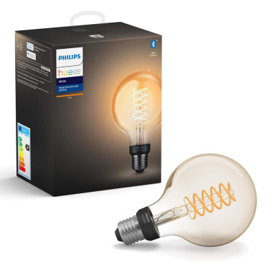 PHILIPS HUE- Kula filamentowa RETRO LED BLUETOOTH 2100K 7W E27