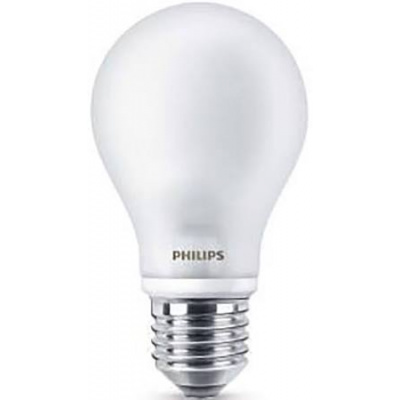 PHILIPS Classic Led 7W A60 E27 CW FR ND 1CT/10