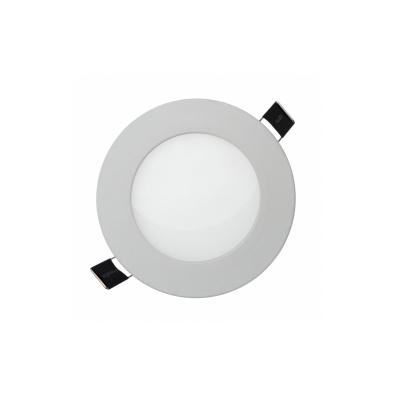 ALGINE ECO LED ROUND 230V 12W IP20 CW SUFITOWE biała ramka podtynkowa