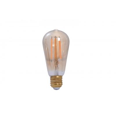 AZzardo Smart Żarówka LED WiFi E27 Amber 7W CCT