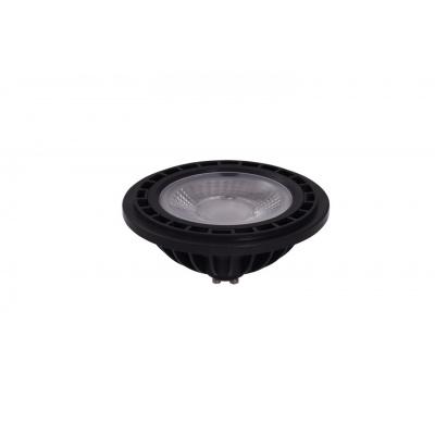 AZzardo Smart Żarówka LED WiFi ES111 Black 11W CCT