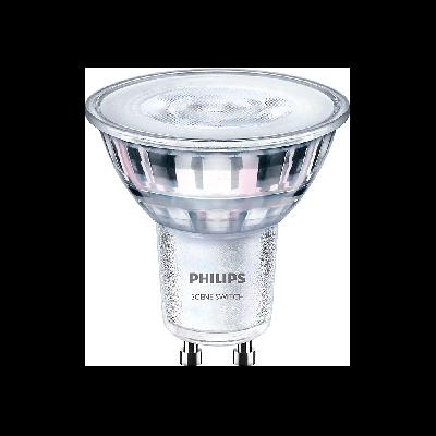 PHILIPS LED SceneSwitch 50W GU10 WW 36D RF ND SRT4