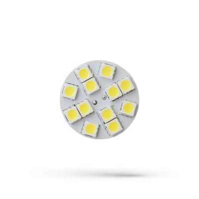 SPECTRUM LED G4 1,2W 12V WW