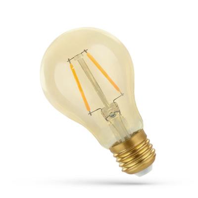 SPECTRUM RETROSHINE LED GLS E-27 230V 2W COG WW
