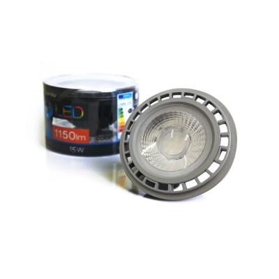 Żarówka LED ES111GR 15W GU10 DIMM 3000K